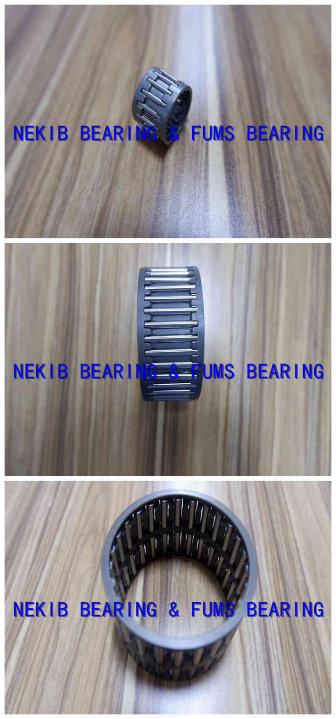 Grease Radial Needle Bearing And Cage Assemblies Kzk 4906 High Speed K16*20*10