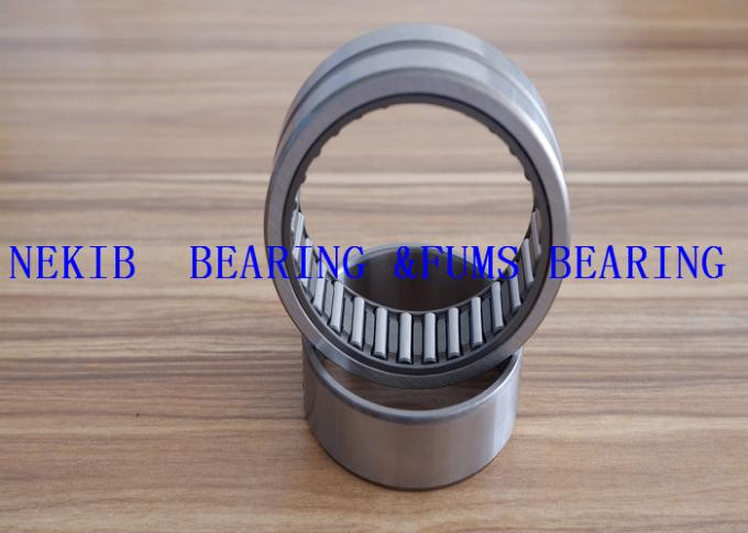 RNAO 5*10*8 Steel Needle Roller Bearing Open Seals Type For Engine Parts 2