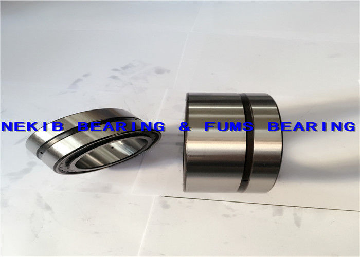 Low Libration Steel Roller Bearings , Multi - Row Precision Roller Bearing