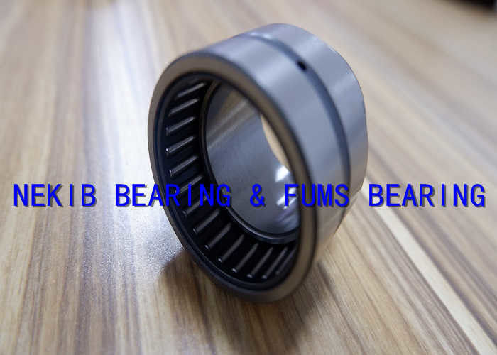 Open Seal Steel Needle Roller Bearing NAO25*40*17 Steel / Brass / Nylon Cage