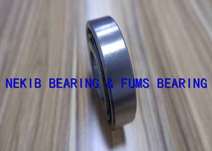 Low Noise Cylindrical Roller Bearing NJ 2207 Chrome Steel For Machinery