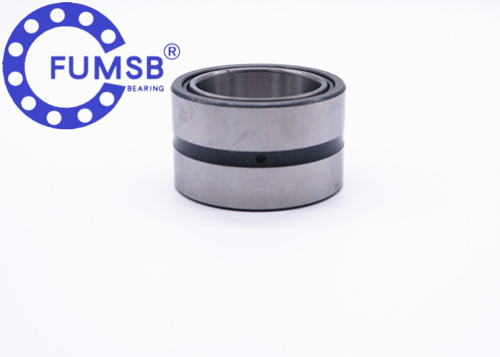 OEM Chrome Steel Caged Needle Bearing NA / NKI Series Without Inner Ring