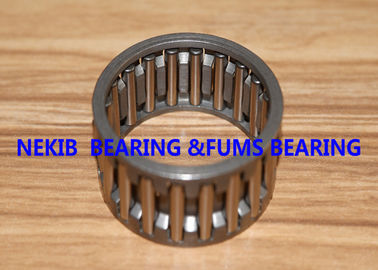 China K14*17*10TN Split Cage Needle Roller Bearing , Steel Cage High Speed Bearing distributor