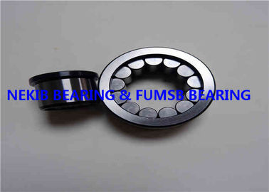 China Low Noise Full Complement Cylindrical Roller Bearings High Strength Cage distributor