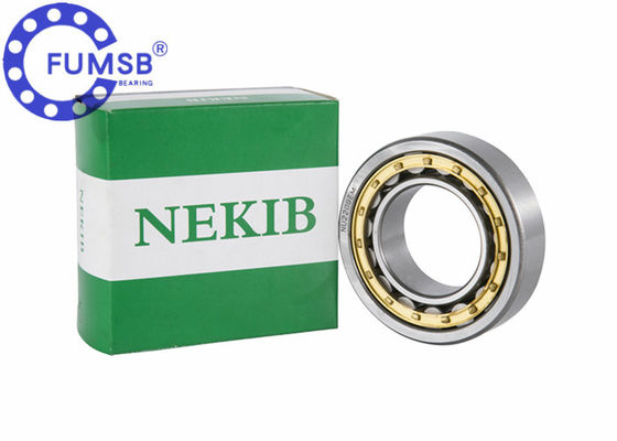 High Precision Single Row Cylindrical Roller Bearing NU NJ NUP Low Noise