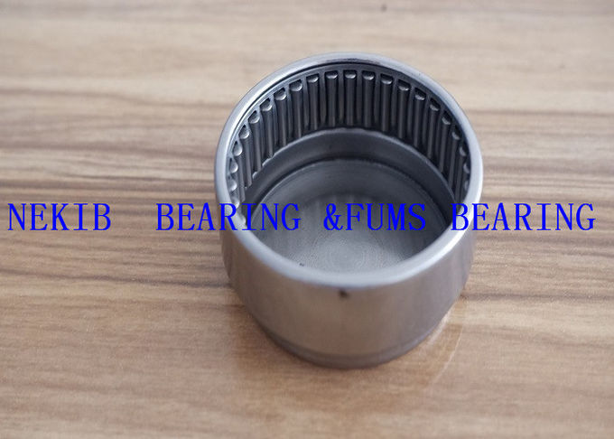 Steel / Brass Cage Drawn Cup Needle Roller Bearings With Seal HK3518 RS/2RS 3